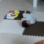 赤ちゃんゴロゴロ