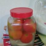 トマト酢漬け